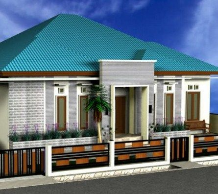 gambar rumah minimalis 1 lantai tipe 150   minimalis