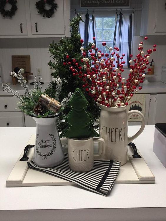 Weihnachtsdekor MUSS #diychristmasdecor Weihnachtsdekor MUSS #weihnachtsdekor #christmasdecorations