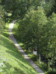 Wanderweg am Tonbach