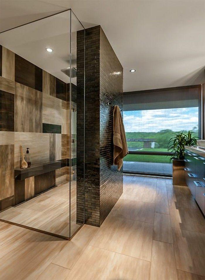 120 moderne Designs von Glaswand Dusche   Archzine.net ...