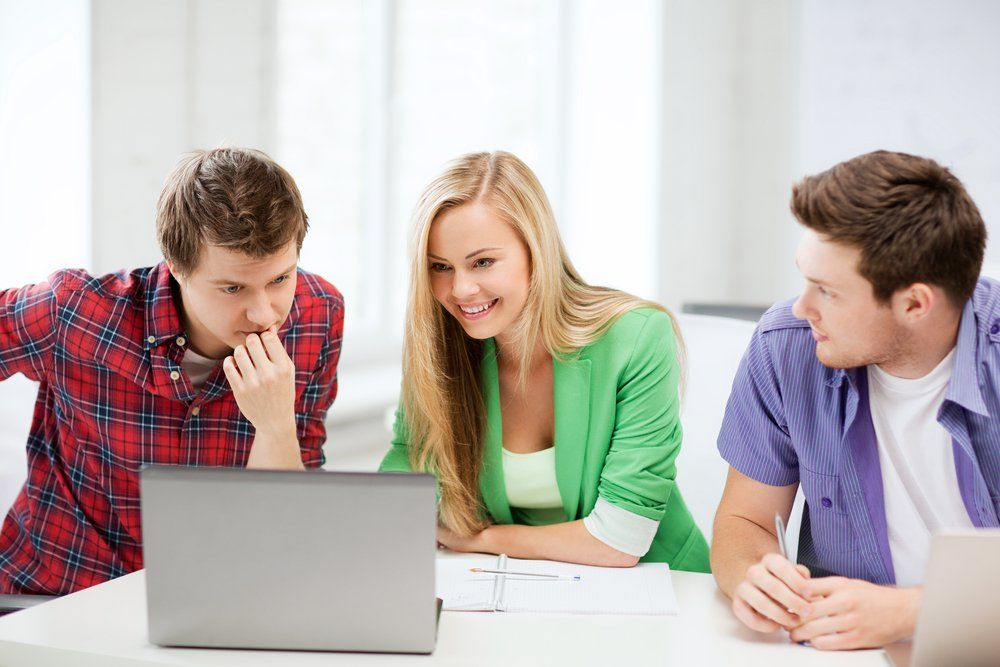 ViewYou on Business school, Online college classes