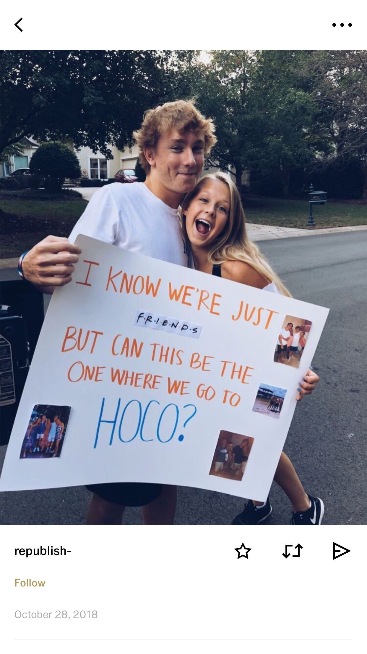 homecoming proposal #promproposal homecoming proposal #homecomingproposalideas