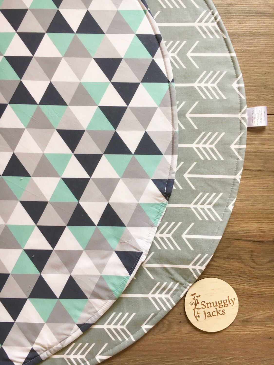 A Personal Favourite From My Etsy Https Www Au Listing 486347012 Round Playmat Baby Nursery Throw Rug
