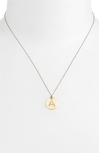 Roberto coin gold disc initial pendant necklace nordstrom roberto coin gold disc initial pendant necklace nordstrom stylesays aloadofball Image collections