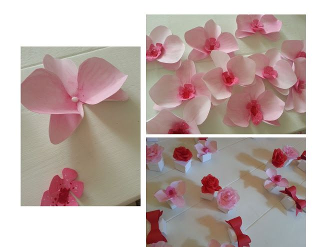template cut paper orchids by twigg studios paper orchids