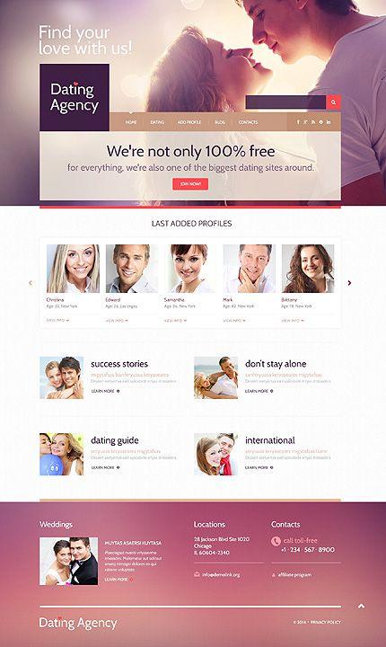 Drupal Dating-Website-Vorlagen