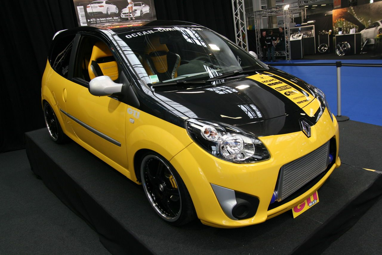 renault twingo rs 133 modified modified twingo. Black Bedroom Furniture Sets. Home Design Ideas