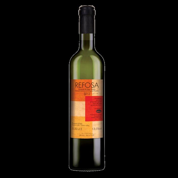 Refosa - Moscato di Noto - Tenuta La Favola #naming #design #vino #wine #packaging #Sicilia