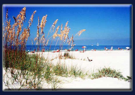 White Sand Beach, Destin - Fort Walton Beach, Florida