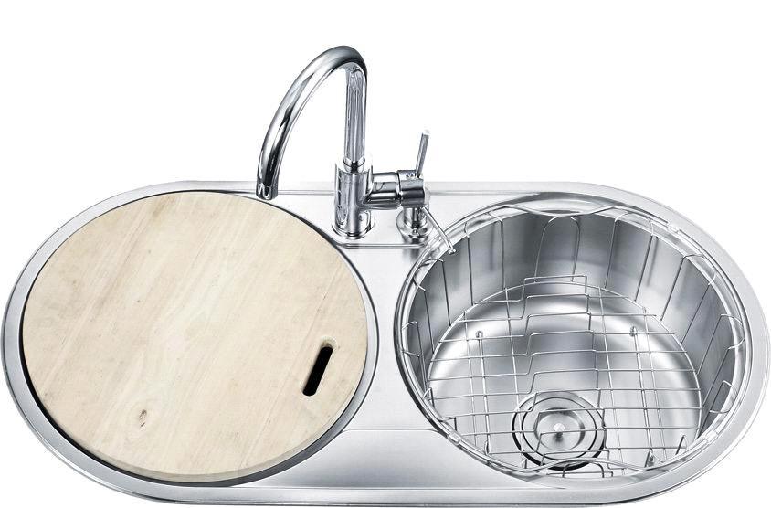 Small Round Kitchen Sink And Drainer Best Ideas 2017
