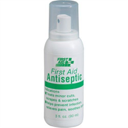 First Aid Only M5081 3 Oz Antiseptic Pump Spray By First Aid Only