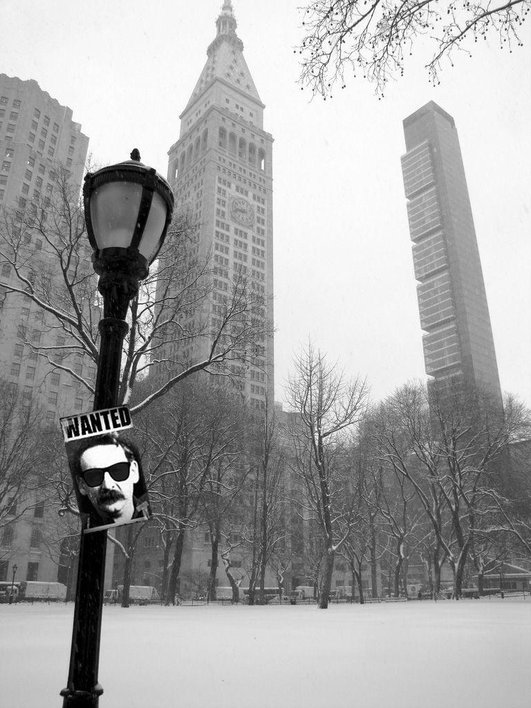 """New York City?"""