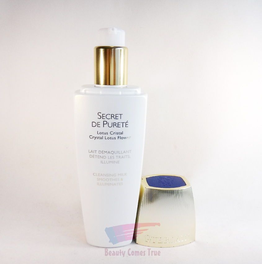 Guerlain Secret De Purete Crystal Lotus Powder Cleansing Milk 68 Oz