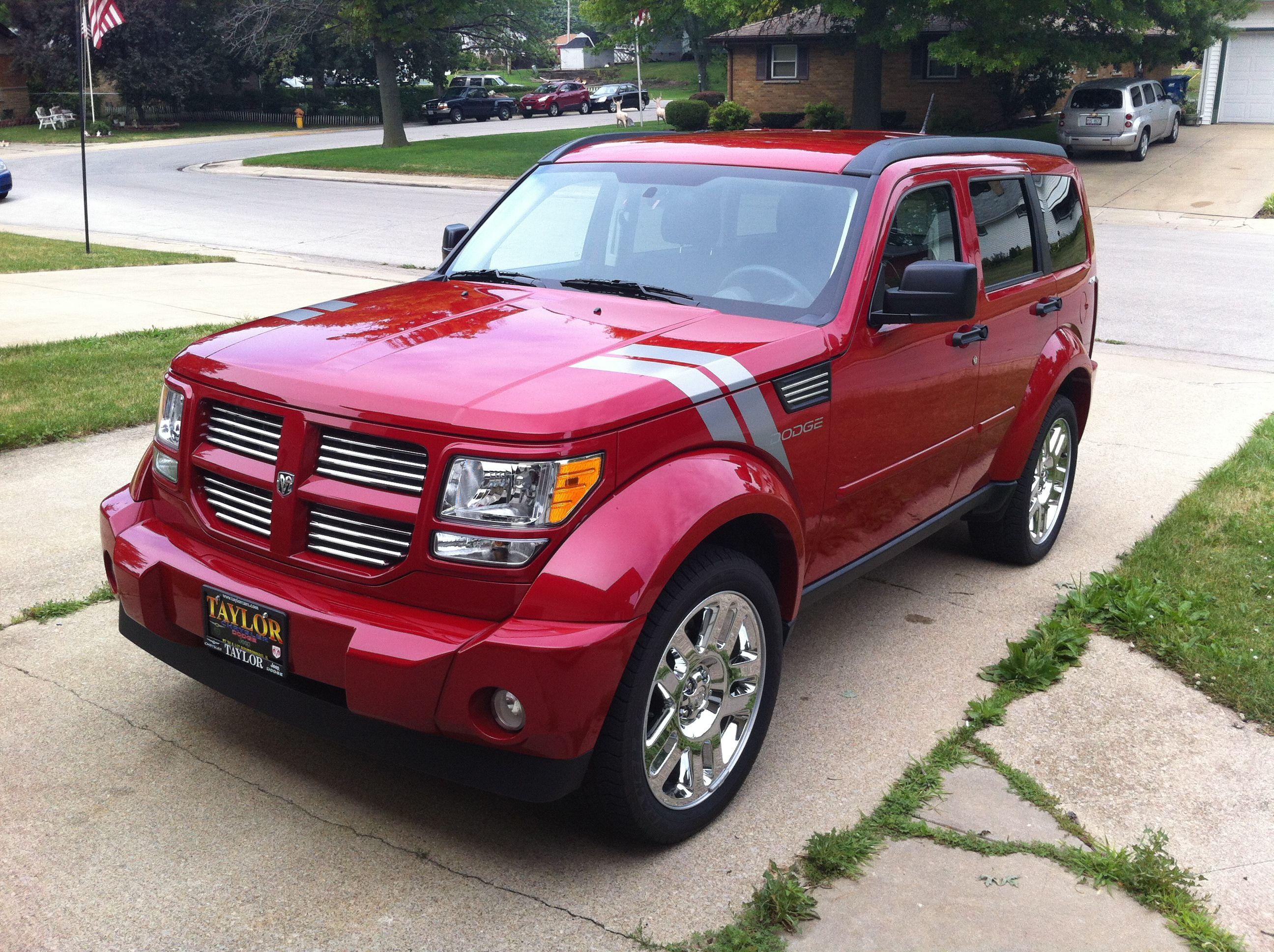 2011 Dodge Nitro Heat Dodge Nitro Pretty Cars Nitro