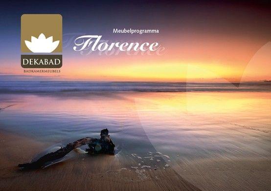 DekaBad Brochure Florence over Zelfbouwmeubelen bestemd voor de ...