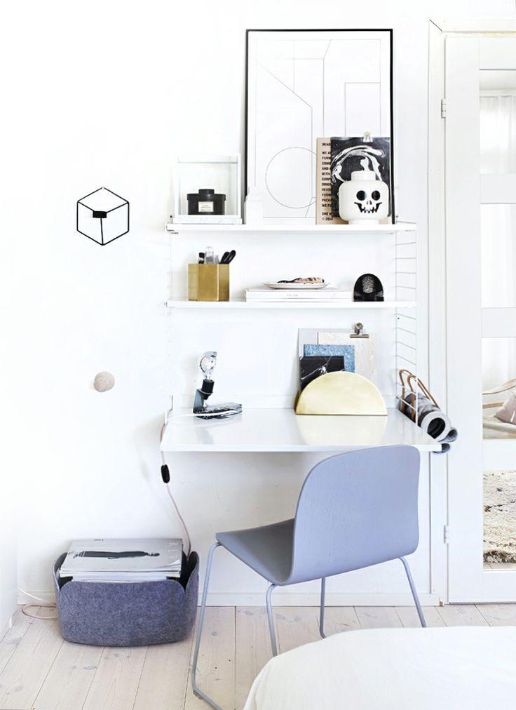 5 grandes escritorios peque os depto51 office - Escritorios para espacios reducidos ...