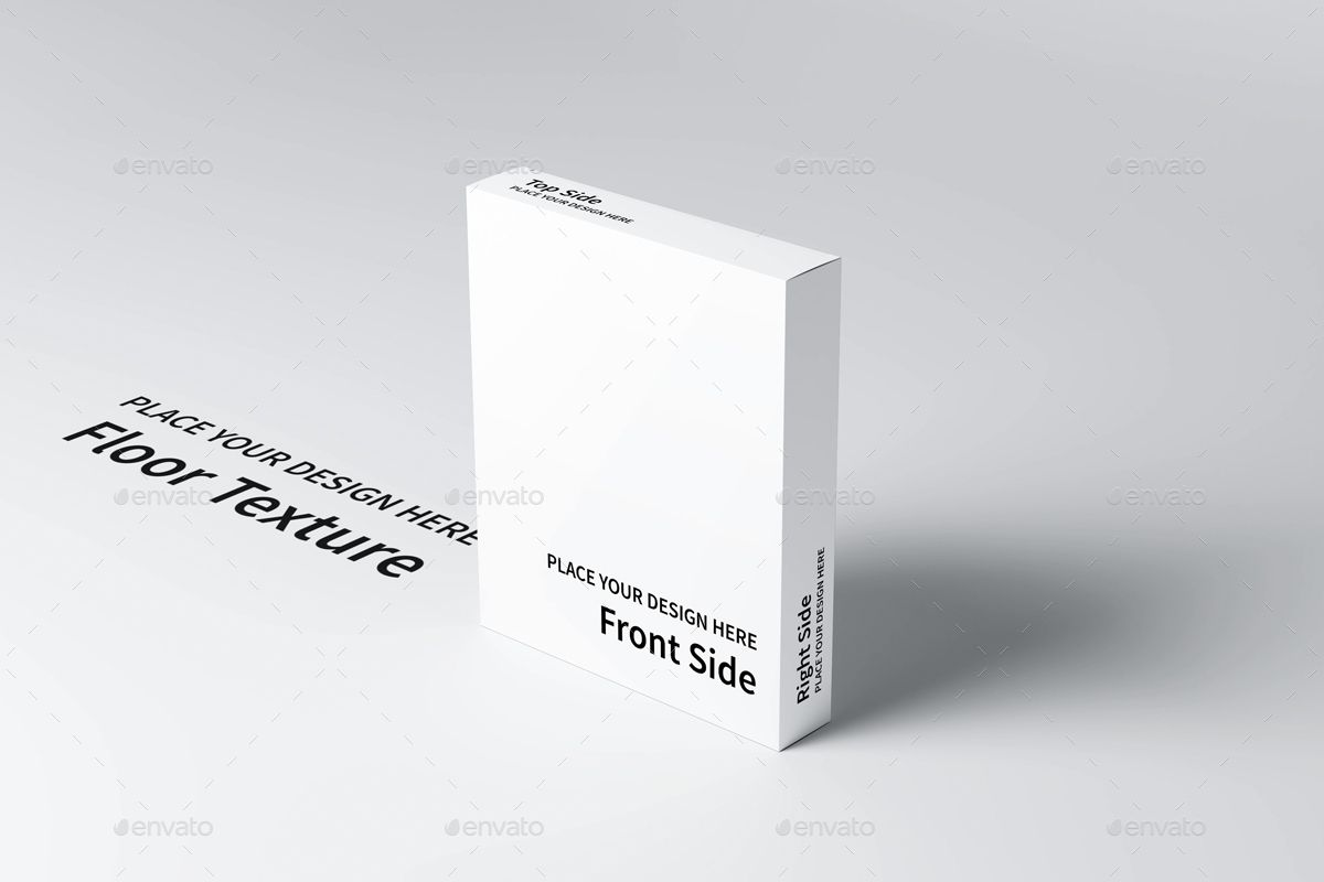 Download Software Product Box Mock Up Box Mockup Mockup Branding Design