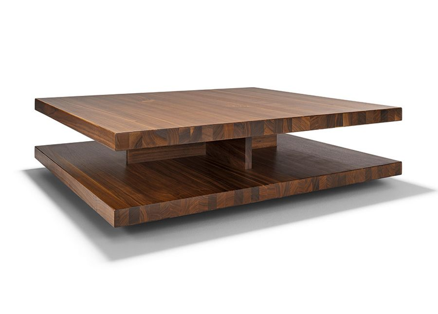 Solid Wood Coffee Table 2017