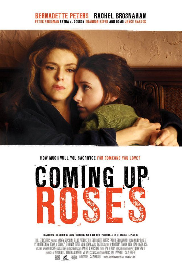 Bernadette Peters And Rachel Brosnahan Star In Coming Up Roses