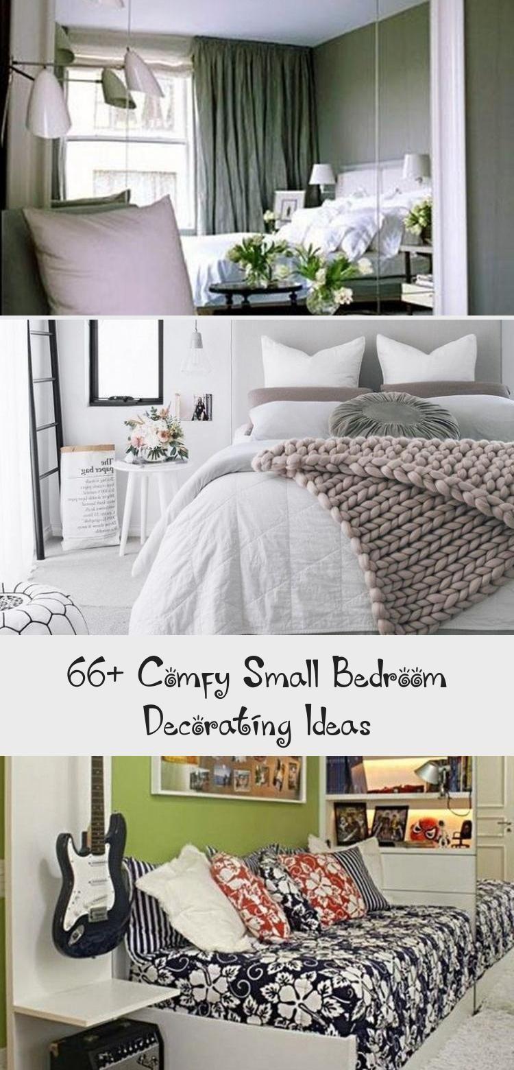 66 Gemutliche Kleine Schlafzimmer Deko Ideen Bedroomdecor