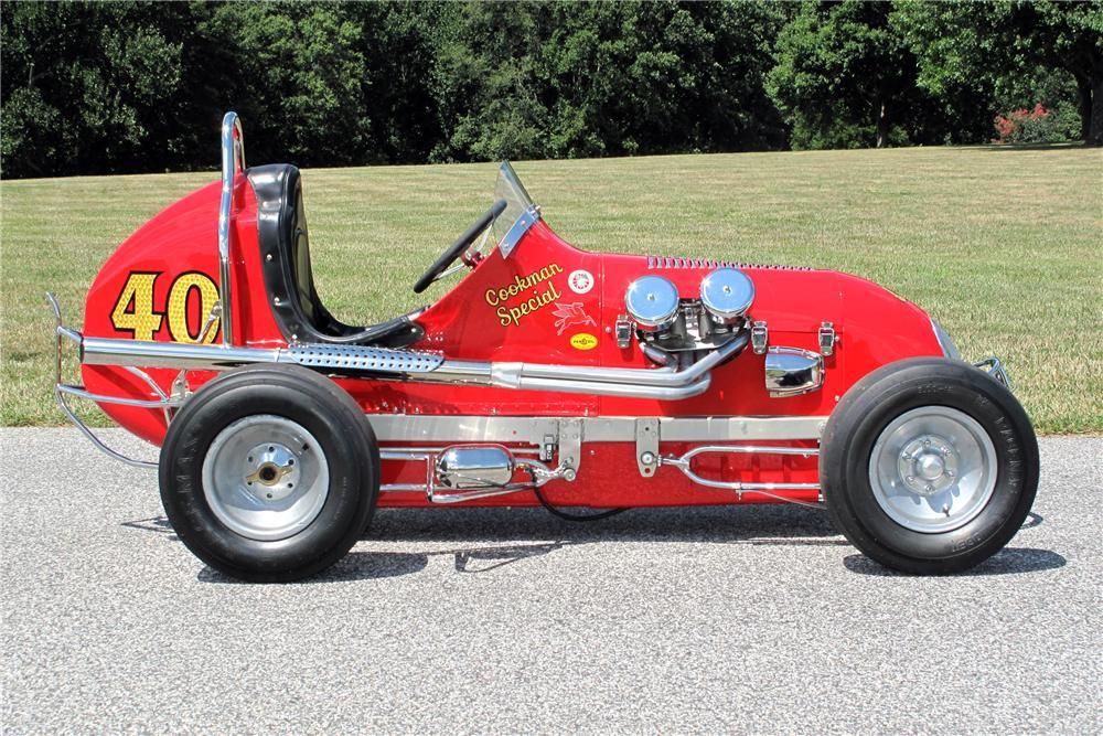 1939 Joe Shaheen Midget Racer for sale - Classic car ad