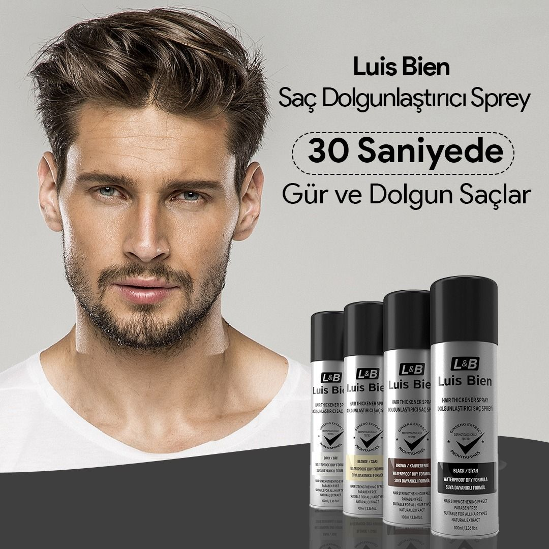 Dolgunlastirici Sac Spreyi 2020 Sac Spreyi Sac Serum