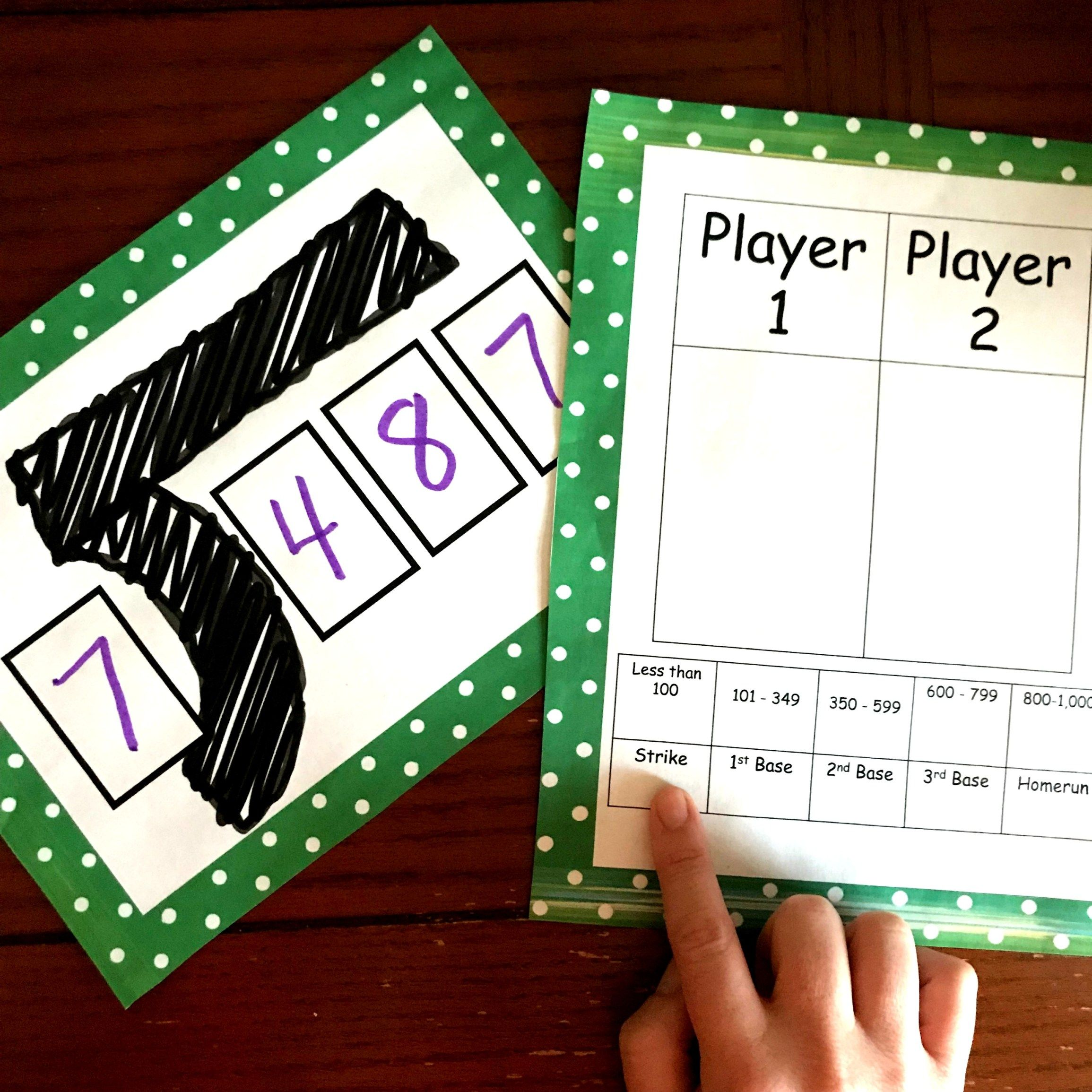 Free No Prep Long Division Game To Practice This Challenging Skill