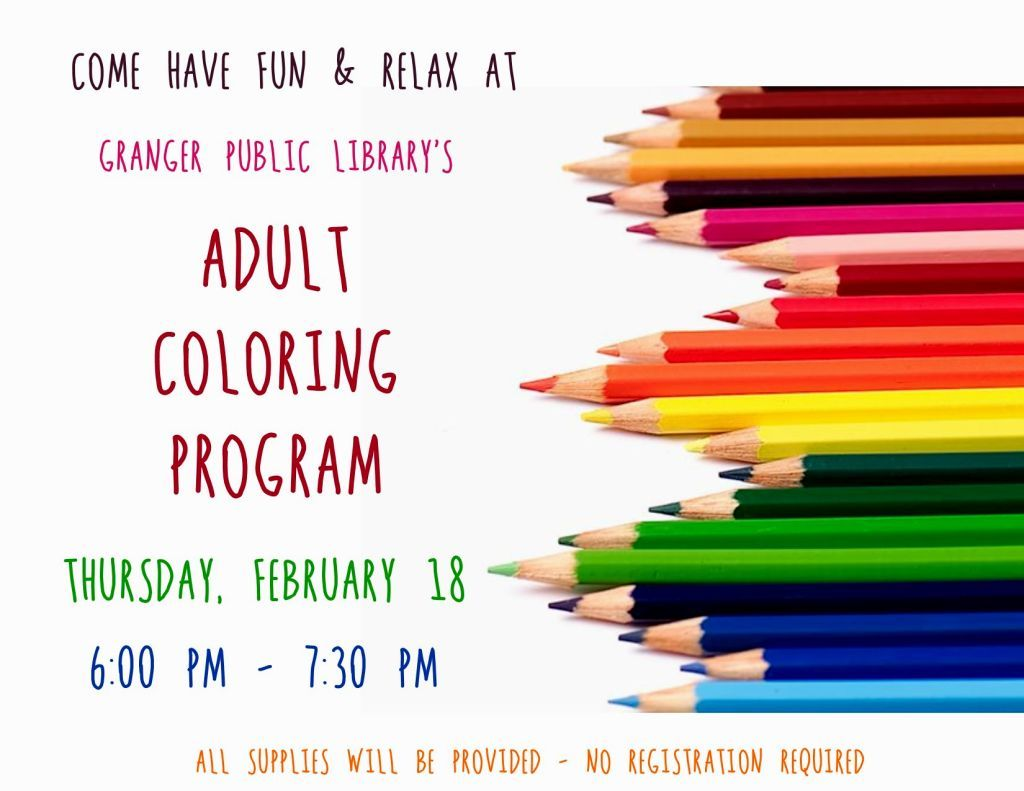 Coloring Programs