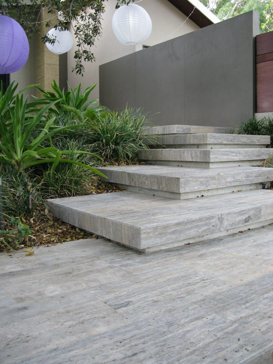 product of the day: silver travertine veincut you can use for your