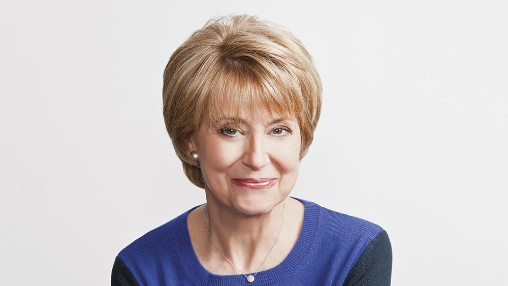 """Jane Pauley laughs that she is still feeling """"the new-girl glow"""" as a contributor """"CBS Sunday Morning,"""" her first gig with the network in nearly 40 years — she started her career at a CBS affiliate..."""