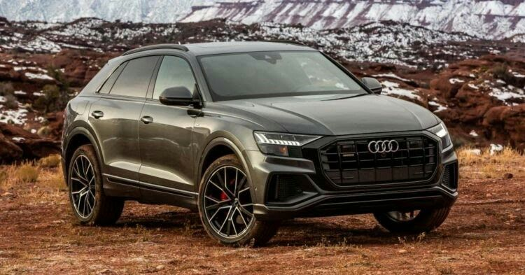Audi Q8 In 2020 Audi Suv Luxury Cars Audi Luxury Suv