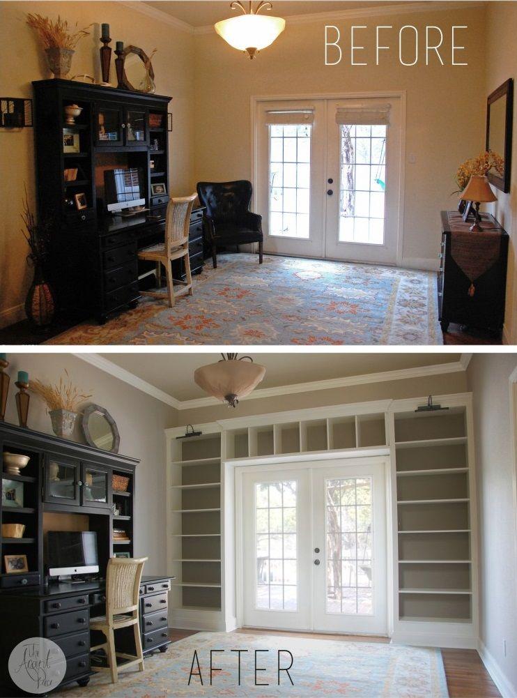 Photo of Ingebouwde boekenkasten – Nieuw decor