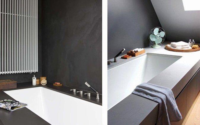 Badkamermuren Verven » Badkamer verven tips u brigee. Vóór en ná het ...