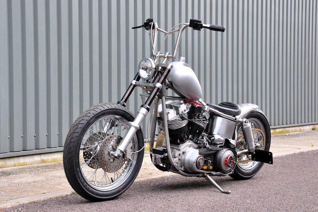 Rocket Bobs Custom Motorcycle Builders Custom Harley Davidson