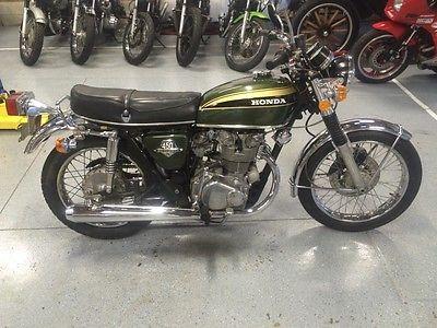 1973 Honda CB Cb450 Nice