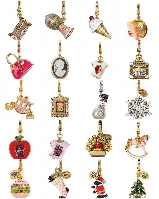 4c9cc13141a Juicy Couture charms | ~ Collected ❖ C h a r m s ~ in 2019 | Juicy ...