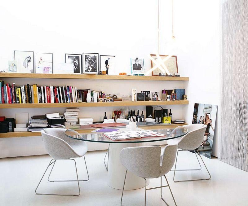 Estudios de moda | Mesas redondas | Dining room, Furniture dining ...