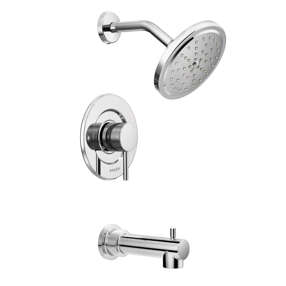 Moen T3293 Build Com Shower Faucet Sets Tub Spout Tub And Shower Faucets