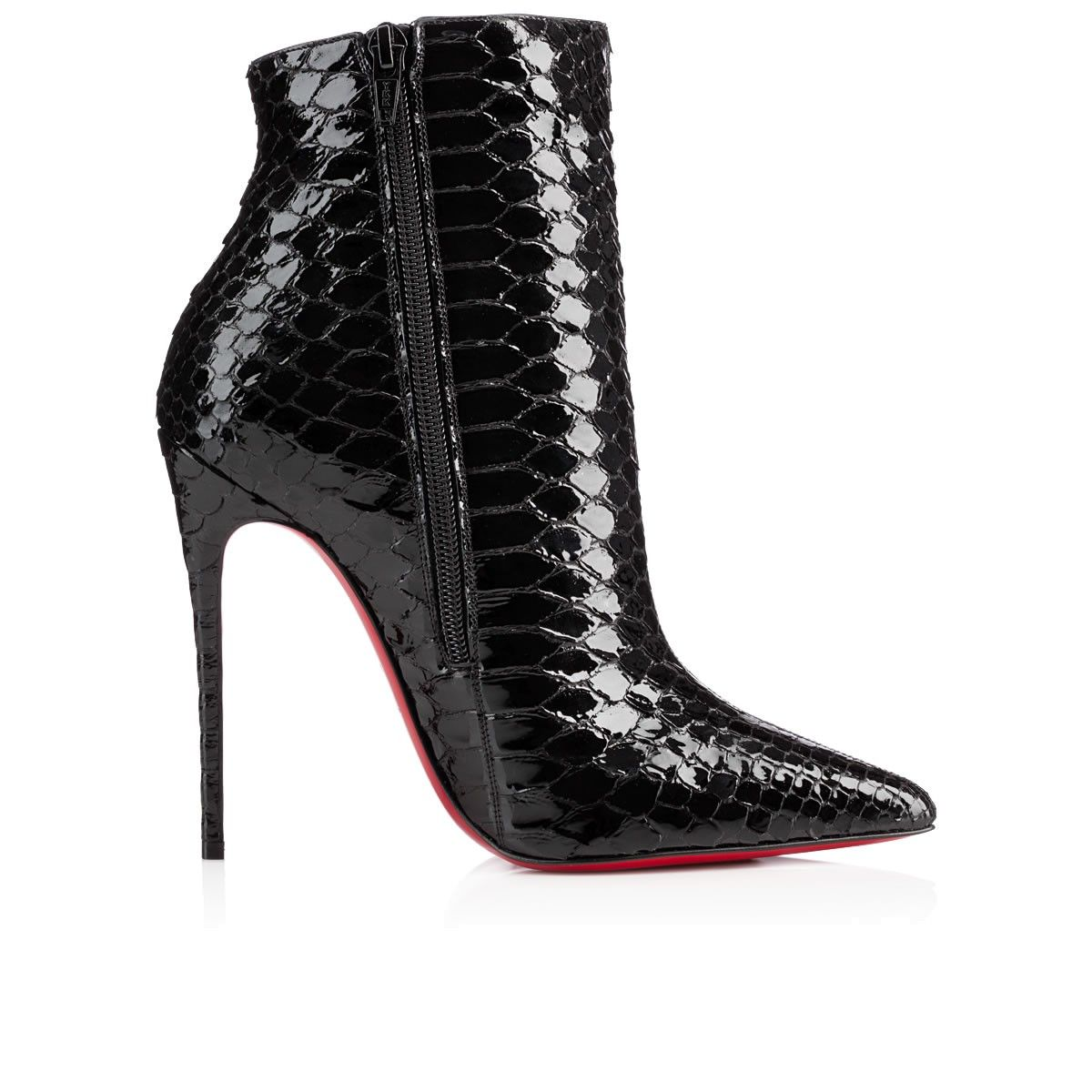 f21bc884c54 So Kate Booty 100 Black Leather - Women Shoes - Christian Louboutin ...