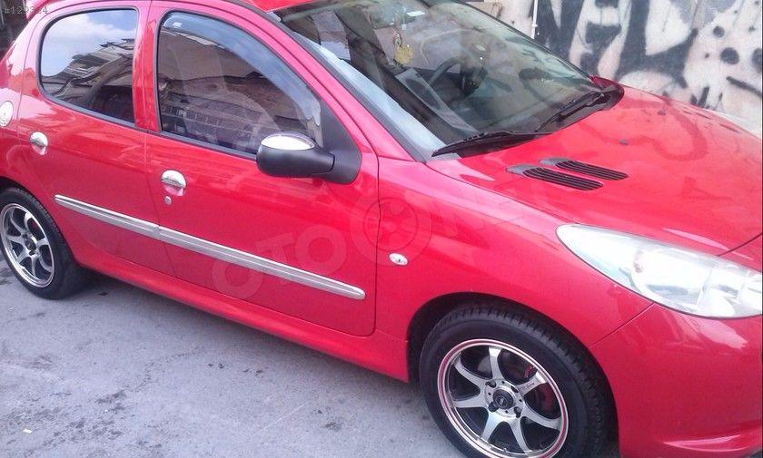 206 206 COMFORT 1.4 HDI (70) 2010 Peugeot 206 206 COMFORT 1.4 HDI (70)