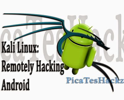 This is a tutorial explaining how to remotely hack android device