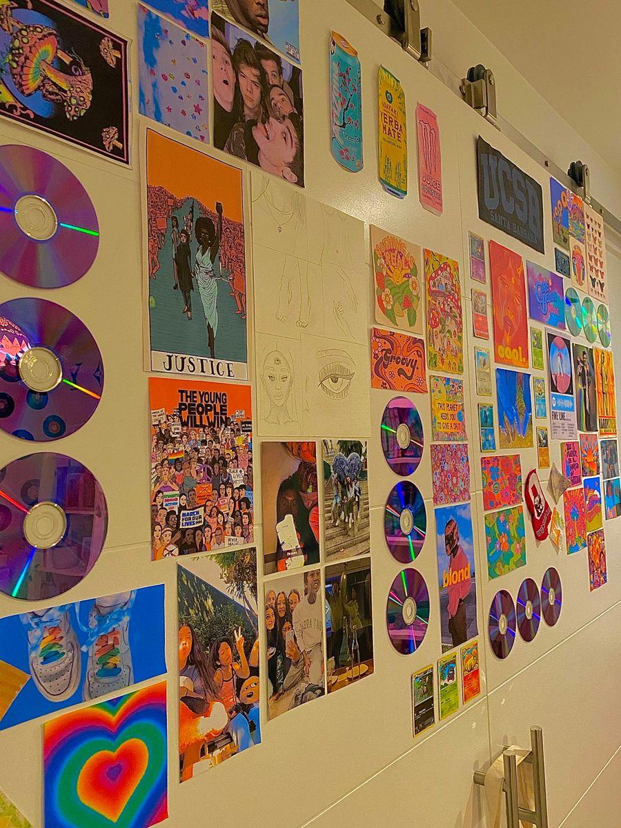 indie aesthetic wall in 2020   Indie room decor, Indie ...