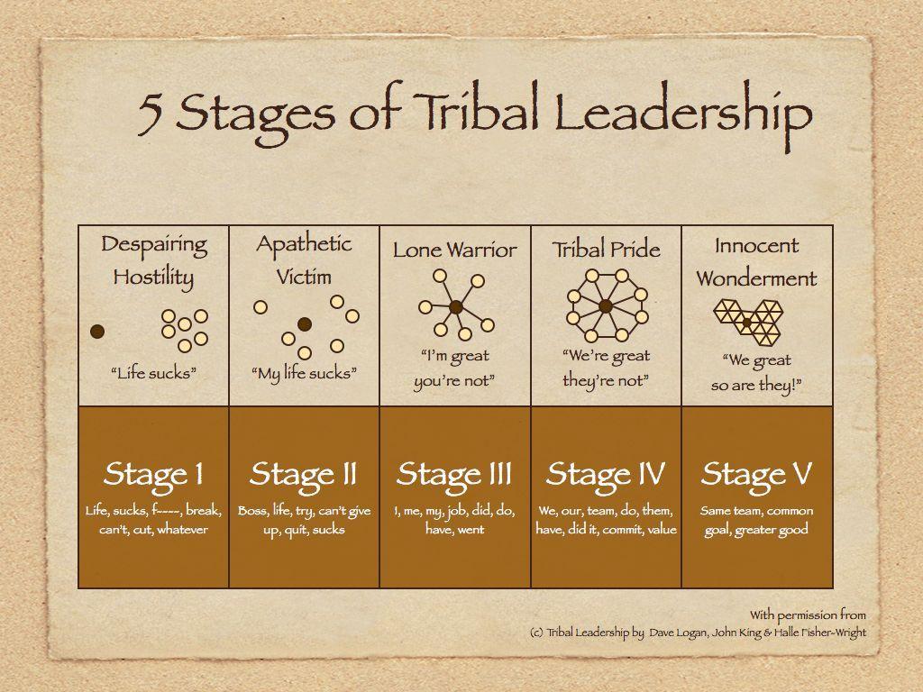 16 best Tribal Leadership images on Pinterest