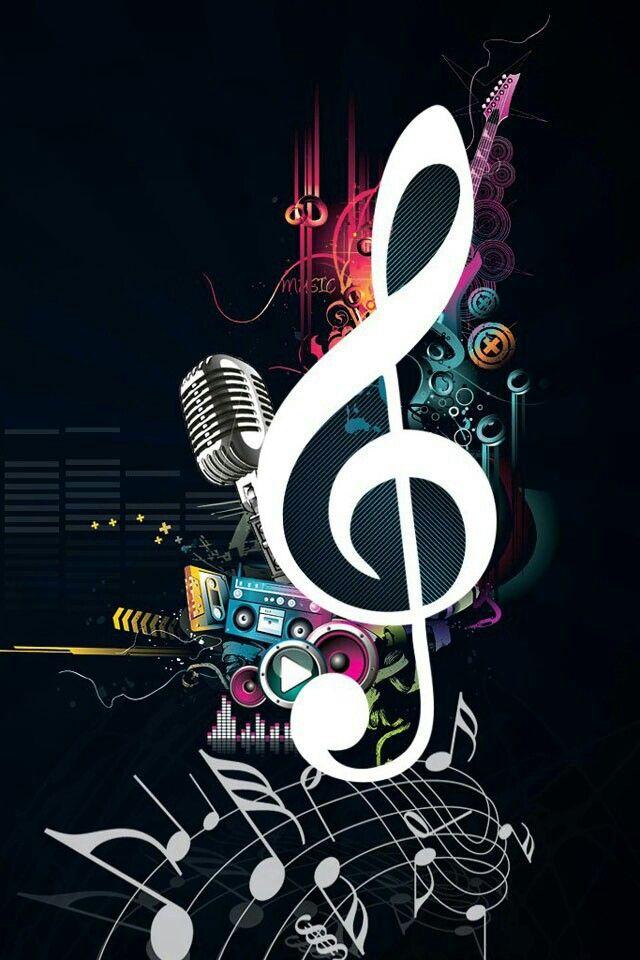 Pin De ðð ñð ð ðð ð ð ð ñðµð ð ñ Em Art Notas Musicais Coloridas Fotos De Notas Musicais Imagens Musicais