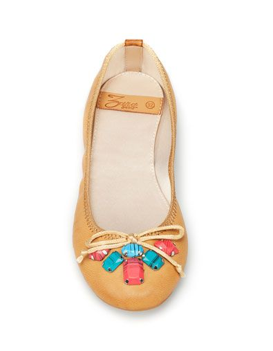 163df0d058bb4 JEWELLED BALLERINA - Shoes - Girl (2-14 years) - Kids - ZARA United States