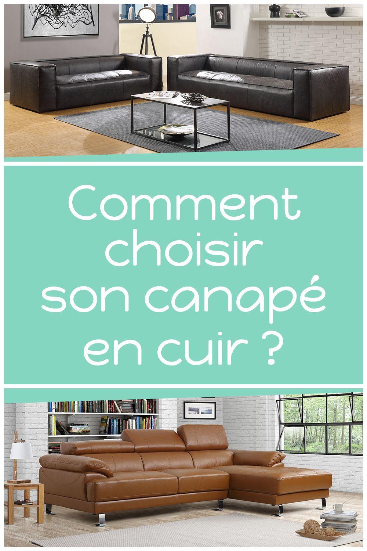 Entretenir Canape En Cuir intemporel et confortable, le canapé en cuir apportera