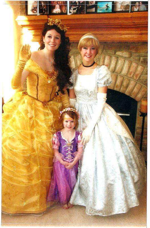 Princess Party by sadwonderland.deviantart.com on @deviantART