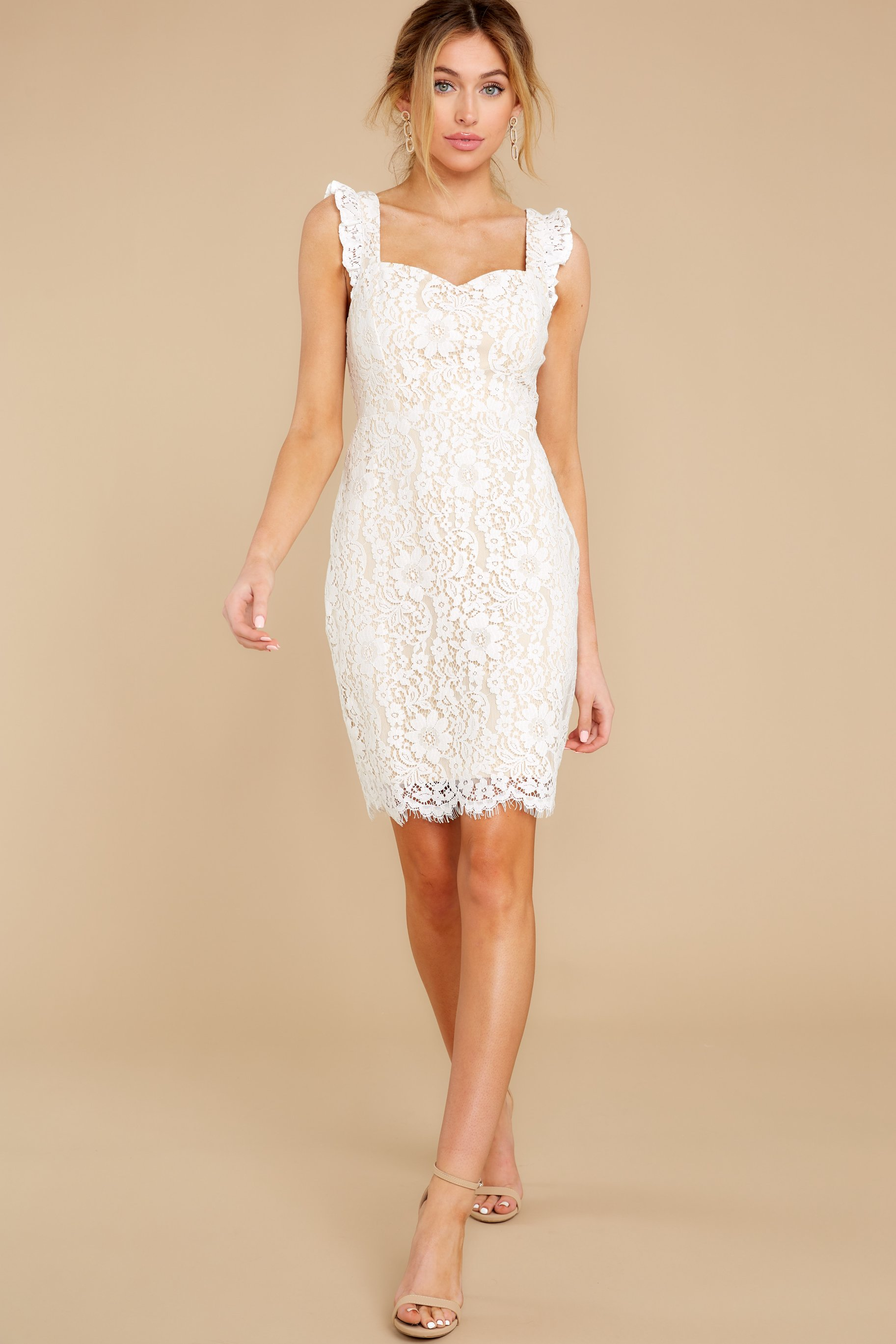 court house wedding dresses in 2020 Lace white dress