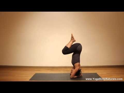 yoga poses  8 steps to a perfect headstand  http//www