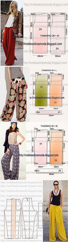 Photo of 33 trendy sy mønstre bukser bukser brede ben